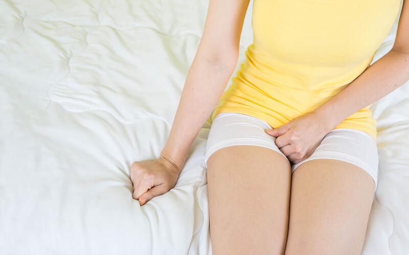Itchy White Patches in the Genital Area Can Finally Be Treated